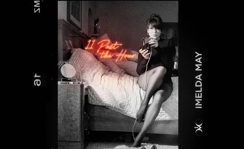 11 Past the Hour by Imelda May cd album cover
