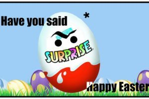 The Shortlisted Happy Easter