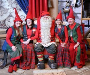 Santa's Lapland How to Work at Santa Claus Village Finland