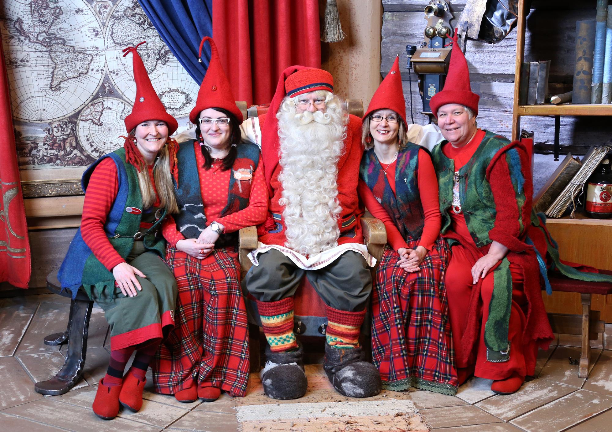 Santa's Lapland How to Work at Santa Claus Village Finland
