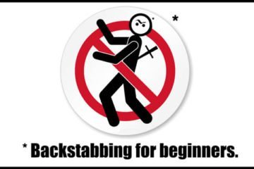 Backstabbing for beginners_Do not backstab sign(1)