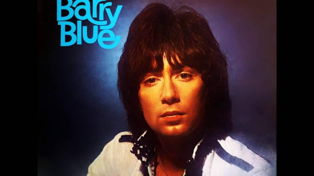 Barry Blue album cover 1973