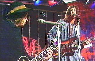 Christie performing San Bernardino on the BBC in 1970