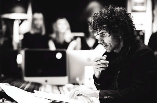 Composer Stephan Moccio, credit by Jared Polin