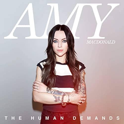 Amy Macdonald, The Human Demands, album cover
