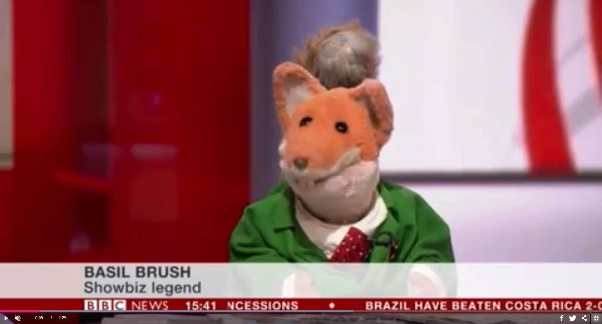 Basil Brush