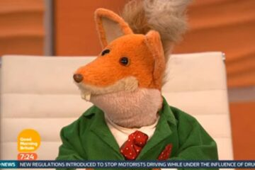 Basil Brush interview ITV