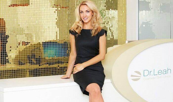 Dr Leah Totton BBC Apprentice winner