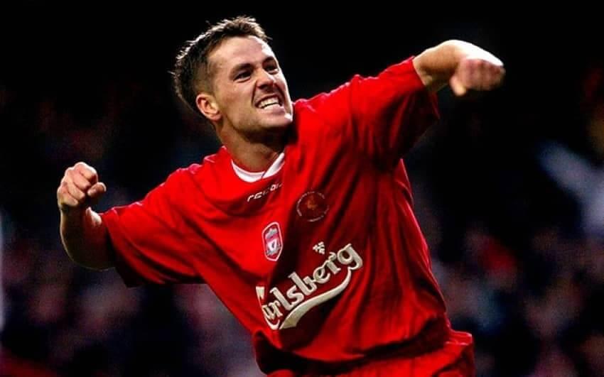 Michael Owen Carlsberg Liverpool