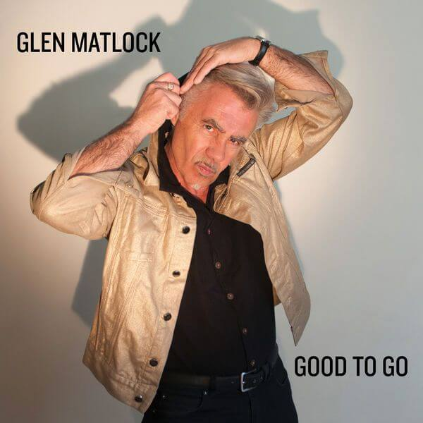Glen Matlock Good to go Album CD Cover