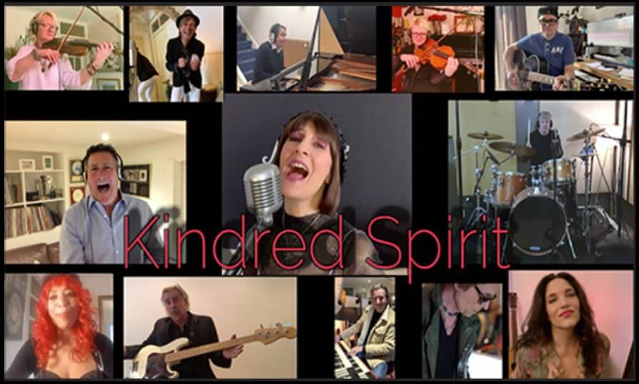 Angels (Of The Nation), charity single by Kindred Spirit - © to the owners