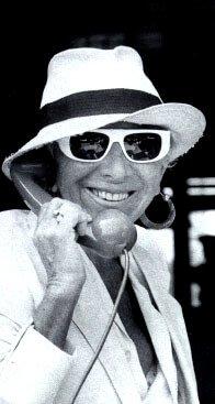 Lina Wertmüller Italian director