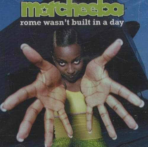 Rome Wasn't Built in a Day, Morcheeba, , CD cover