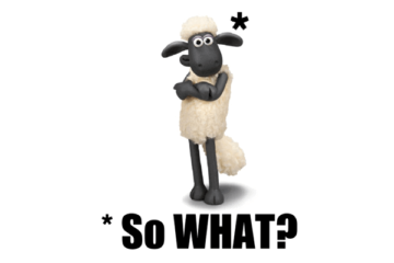 So what: Shaun the Sheep funny cartoon