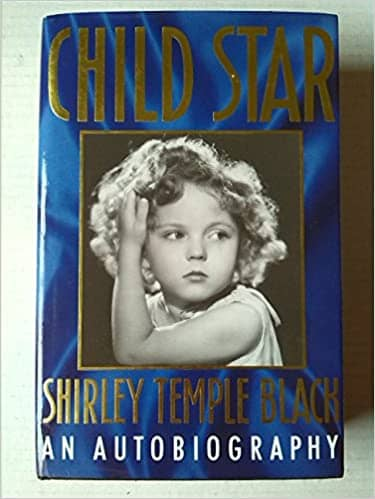 Shirley Temple Child Star book cover