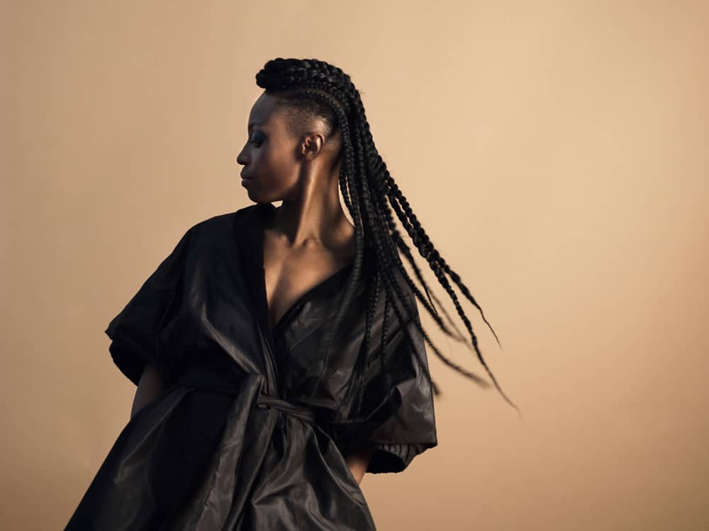 Skye Edwards Morcheeba singer by Michael Mavor