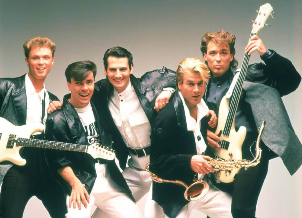 Spandau Ballet - © to the owners