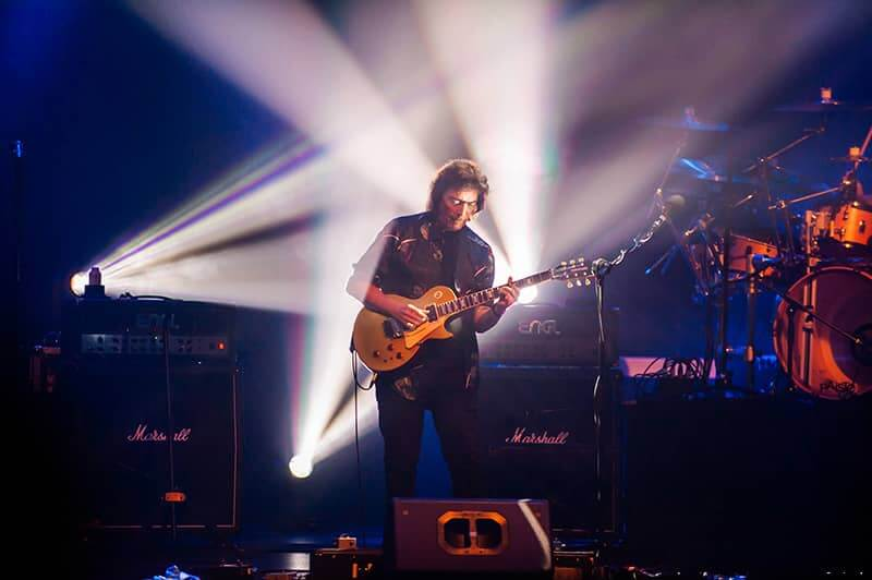 Steve Hackett in Genesis Revisited – Selling England by the Pound 2019 Tour in Chicago, IL, USA, by Gene Steinman ©