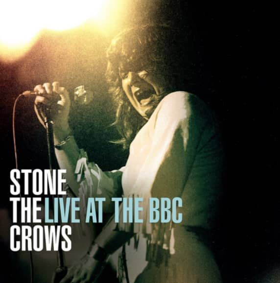 Stone the Crows Live at the BBC CD Repertoire Records