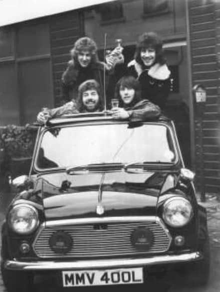The Tremeloes by Chip Hawkes ©