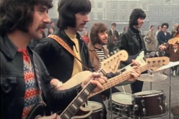The Tremeloes in (Call Me) Number One, 1969- © to the owners