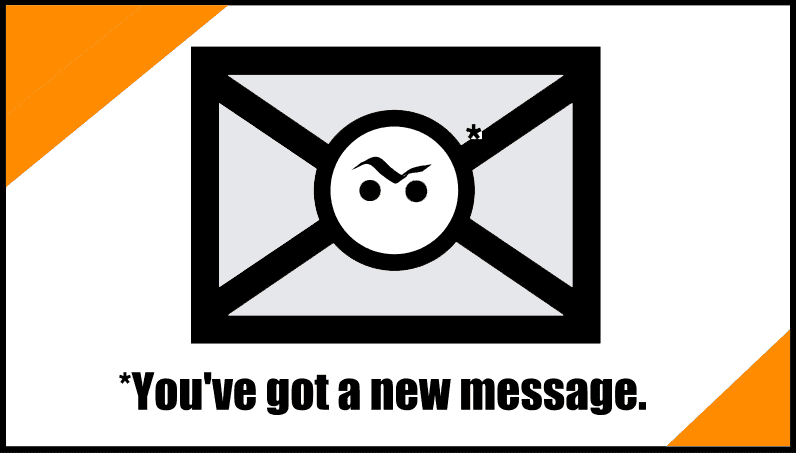 You've got a message funny cartoon